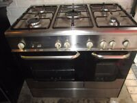 New World Gas Cooker Range poss delivery