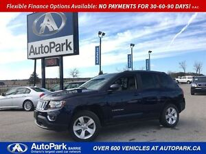2015 Jeep Compass High Altitude | Heated Leather Seats | Climate