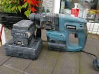 Erbauer hammer drill