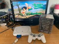 Sony ps1 PlayStation console & games