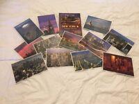 Collection of 12 New York Postcards in original folder