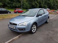 2005 FORD FOCUS 1.6 VERY CLEAN INSIDE AND OUT LONG MOT IDEAL FAMILY CAR