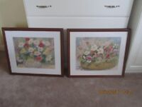 Pair of lovely watercolours