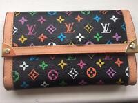 Louis Vuitton Multicolore Wallet