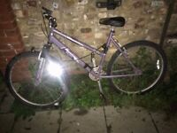 Womens bike 24 inch wheels spares and repairs bargain