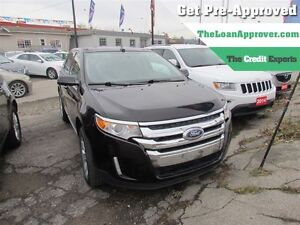 2013 Ford Edge SEL | LEATHER |  ROOF | AWD | CAM London Ontario image 1