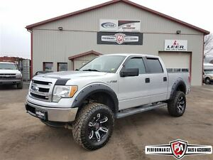 2013 Ford F-150 XLT with 6 inch PROCOMP LIFT!!