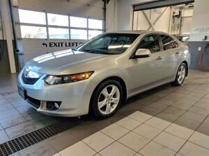 2009 Acura TSX $2000 OFF Premium One Owner Low Kms