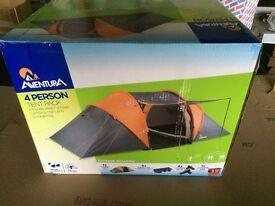 aventura 4 man tent