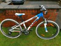 Boys Cube 240 mountain bike excellent condition