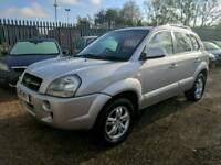Hyundai Tuscon Ltd Crdti - Fsh - Top Spec