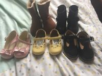Infant size 5 shoes and boots