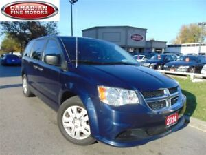 2014 Dodge Grand Caravan 7 PASS-WARR DUAL DVD