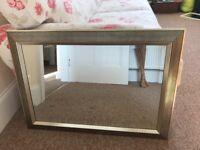 Lovely Bevelled Glass Mirror