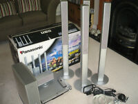 Panasonic Home Theatre 5 Disc Sorround Sound System in Good Condition