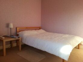 Double room to over 30s females please..non smoker