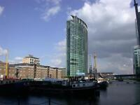 1 bedroom flat in No. 1 West India Quay, Hertsmere Road, Canary Wharf E14