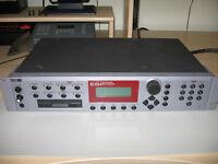 ESI 2000 sampler with Turbo Expansion Kit