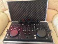 Pioneer DDJ S1 DJ Controller Complete With Custom Flight Case