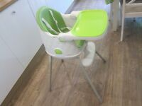 Keter Multi Dine High Chair. Excellent condition, very clean.