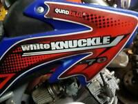 Quadzilla pit bike 70cc