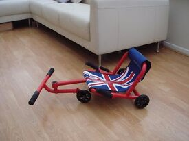 Ezyroller Tricycle alternative to a Maxi Scooter Bike or Go Kart Excellent Condition with Box