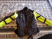Richa Infinity Hi-Vis motorbike jacket Medium