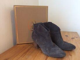 Ash Jalouse Ankle Boots size 38