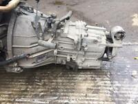 Renault mascot 6 speed gear box 2005 model