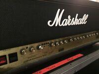 Marshall 6100LM Valve Guitar Amplifier