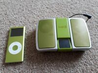 Ipod shuffle and speakers