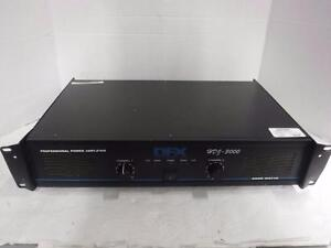 3000 Watts Pro Amp HDJ-3000. We buy and sell used goods. 114205
