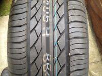 Tyre 235/60R16 HANKOOK OPTIMO BRAND NEW ON ALLOY