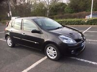 2006 RENAULT CLIO DYNAMIC 1.4, 2 OWNERS, LONG MOT.