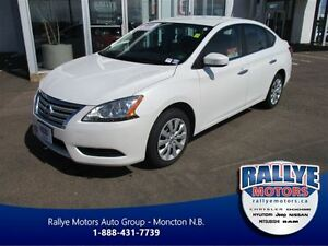 2013 Nissan Sentra 1.8 S! ONLY 40 KM! Save! Trade-In!
