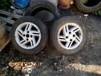Alloy wheels Ford xr3i 185 60 R 14