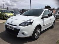 2012 Renault Clio 1.2 petrol 3 door hatchback 12 month mot