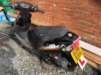 Moped longjita