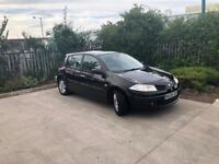 Beautiful 2008 Renault Megane 1.6 petrol || 59k miles || long MOT