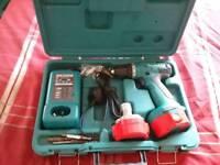 Makita 14.4 cordless drill