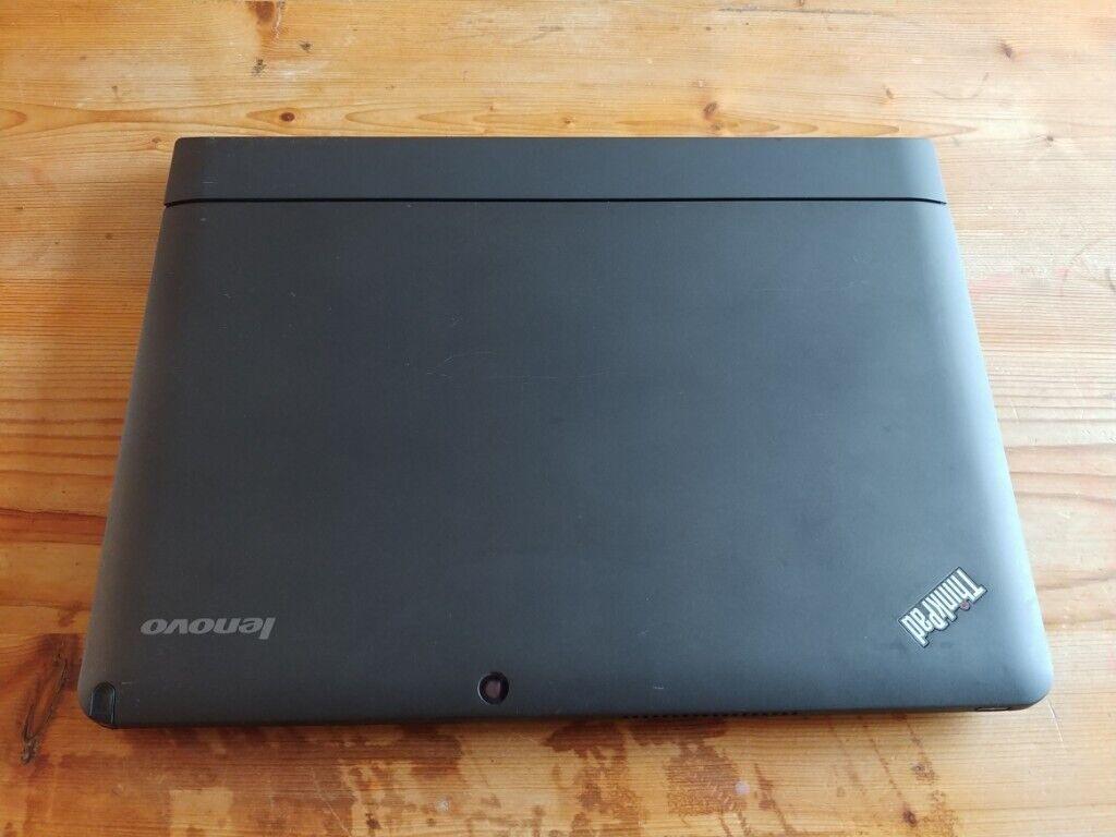 Lenovo ThinkPad Helix 11 6 inch - Intel i5-3337U, 4GB, 128GB SSD, FULL HD  TOUCH, 3G WIN 10 OFFICE | in Waterlooville, Hampshire | Gumtree