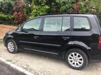 VW TOURAN MPV 1.6 Petrol 7 seater 2007