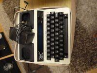 Old Minicom for Deaf people