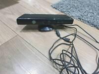 Xbox 360 Kinect camera + games