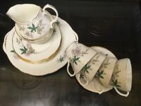 Duchess 'Louise' Bone China Vintage Tea Set