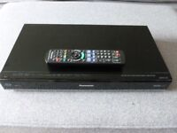 Panasonic DMR-PWT520 3D BluRay player and HDD recorder.