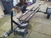 boat trailer to suit dinghy up to 14 ft