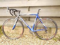 Trek OCLV 120 Carbon Bontrager Road Bike - 53cm - £400 ono