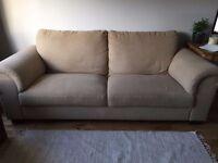 Large Three Seater Sofa, Tidafors