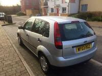 03 Ford Fiesta 1.3 1 owner full service history